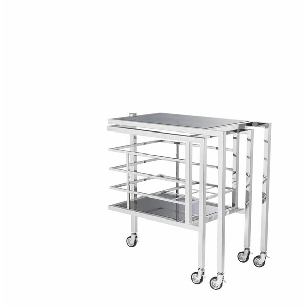 Nesting Bar Cart by Eichholtz