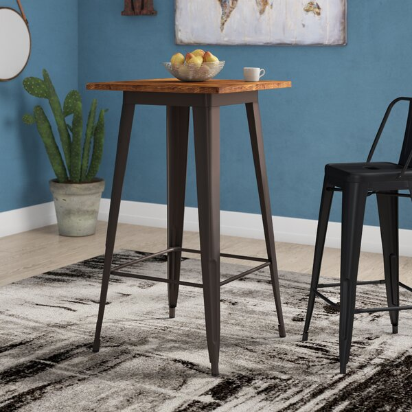 Jonnie Pub Table by Williston Forge
