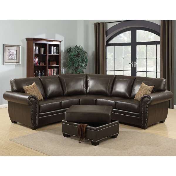 Louis Reversible Sectional by AC Pacific