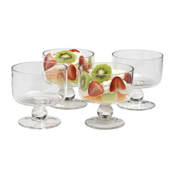Lasker Coupe Bowl (Set of 4) by Mint Pantry