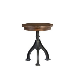Komi End Table by Gracie Oaks