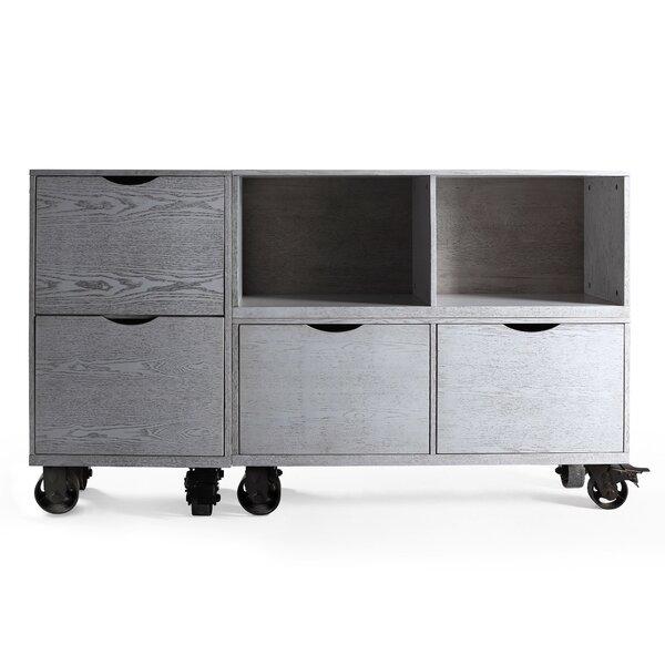Hunedoara Storage Cabinet by Rebrilliant