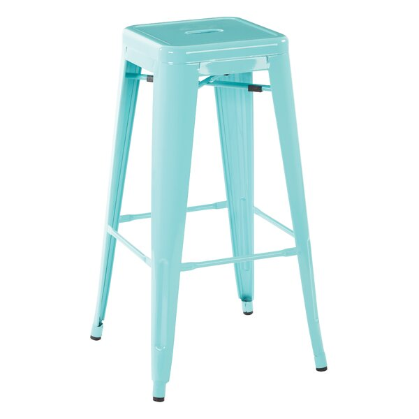 Blaney 30 Bar Stool (Set of 4) by Brayden Studio