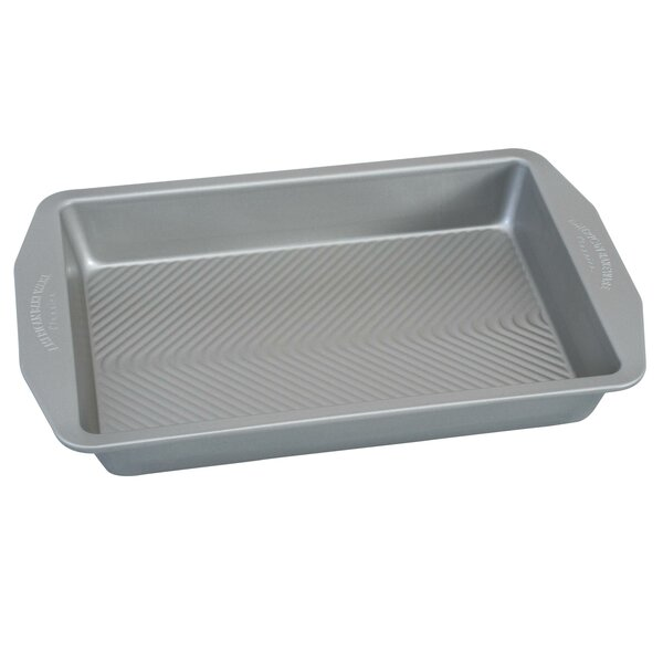 American Bakeware Non-Stick Rectangle Cake Pan by USA Pan