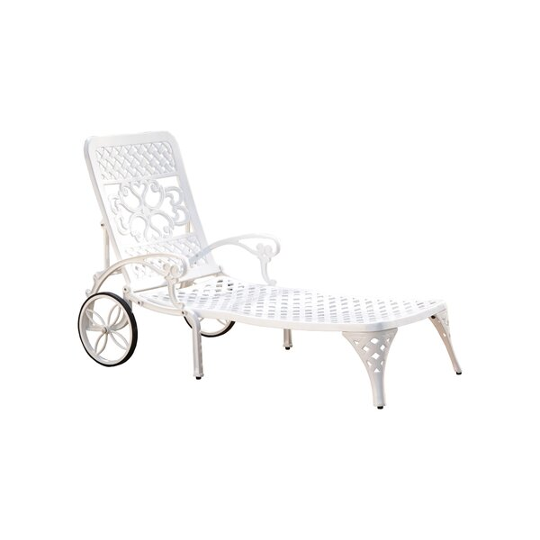 Van Glider Chaise Lounge (Set of 2) by Astoria Grand