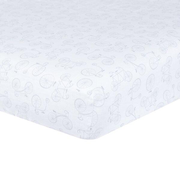 Fairbury Fitted Crib Sheet by Greyleigh