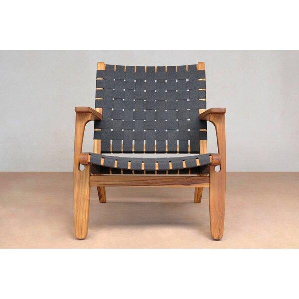 Masaya Teak Patio Chair by Masaya & Co Masaya & Co