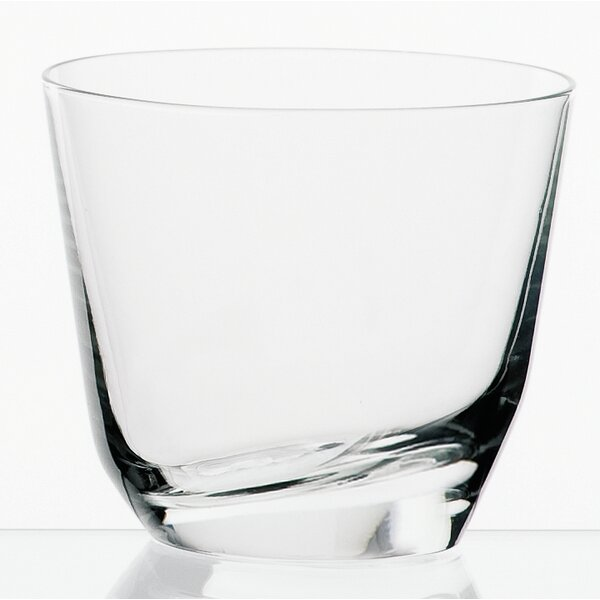 Demarco 10 Oz. Kai Mouth Blown Whiskey Glass (Set of 6) by Darby Home Co