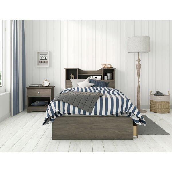 Kiruna Storage Platform Bed By Latitude Run by Latitude Run Sale