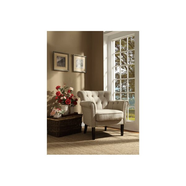 Trimble Armchair by Alcott Hill