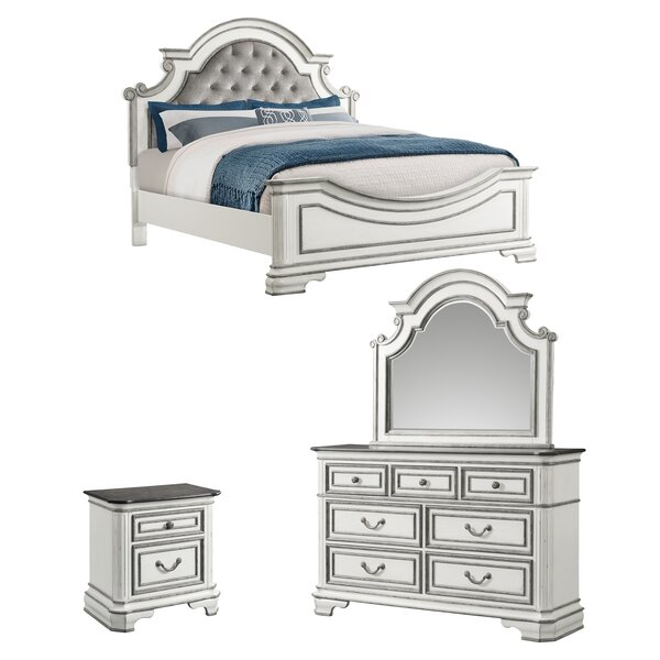 Newsom Standard Configurable Bedroom Set by House of Hampton