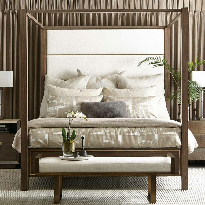 Profile King Canopy Configurable Bedroom Set