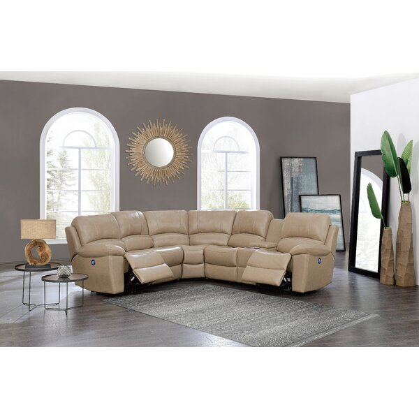 Xamiera Reclining Sectional by Red Barrel Studio