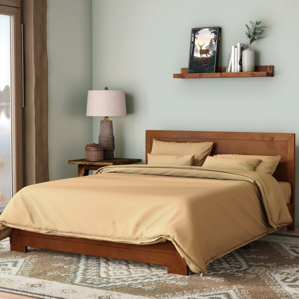 Trent Platform Bed by Millwood Pines Millwood Pines