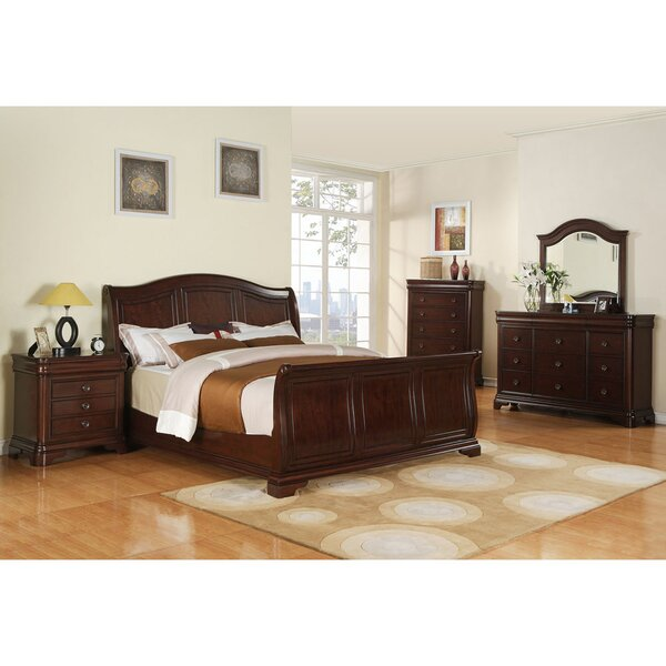 Shray Platform Configurable Bedroom Set by Darby Home Co