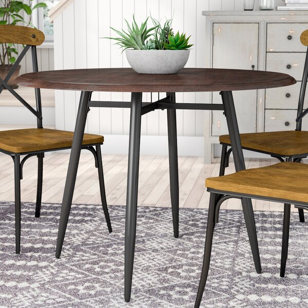 Hughley Dining Table by Laurel Foundry Modern Farmhouse
