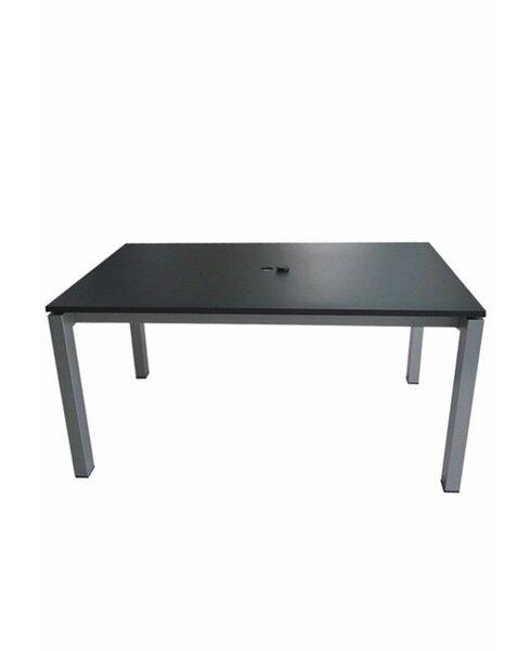 Valora Cast Aluminum Dining Table by Tropitone