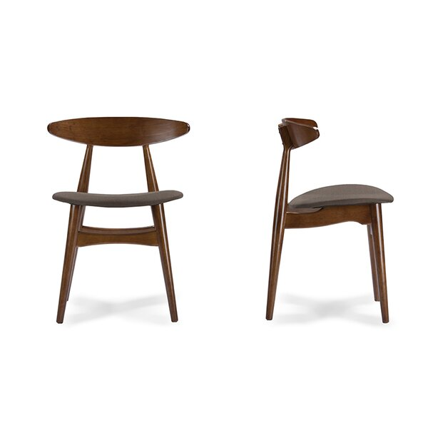 Carrigan Solid Wood Dining Chair (Set of 2) by George Oliver