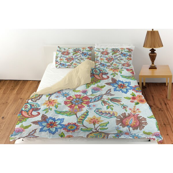 Fleetwood Floral Duvet Cover Collection