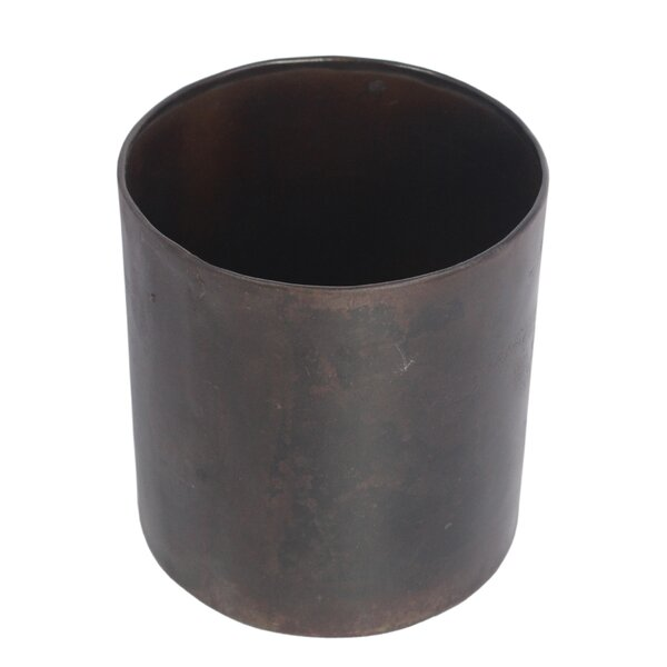 Quane Recycled Iron Pot Planter by World Menagerie