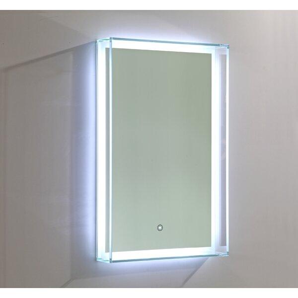 Lighted Bathroom/Vanity Mirror by Vanity Art