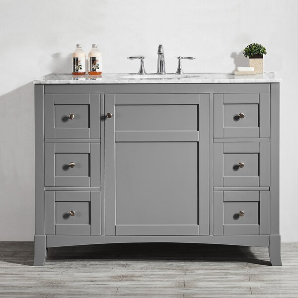 Manningtree 48 Single Vanity Set by Highland Dunes