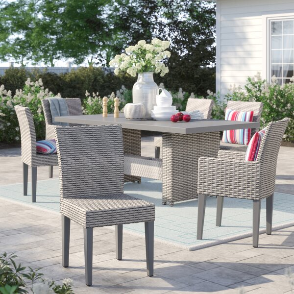 Kenwick 7 Piece Dining Set by Sol 72 Outdoor