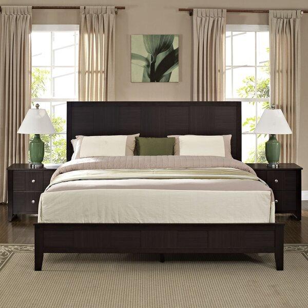 Holly Platform 3 Piece Bedroom Set by Modway