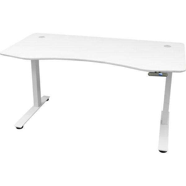 Dozier Height Adjustable Gaming Desk