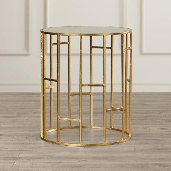 Nasim End Table by Willa Arlo Interiors