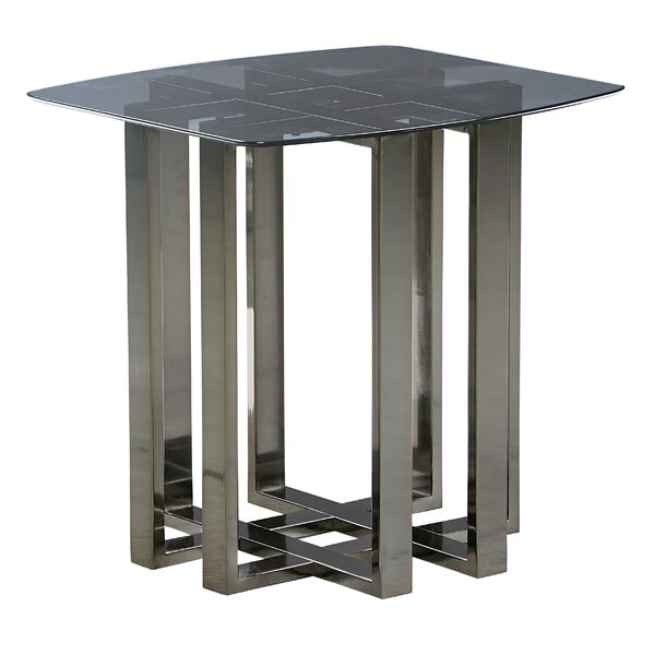Andrus End Table by Mercer41