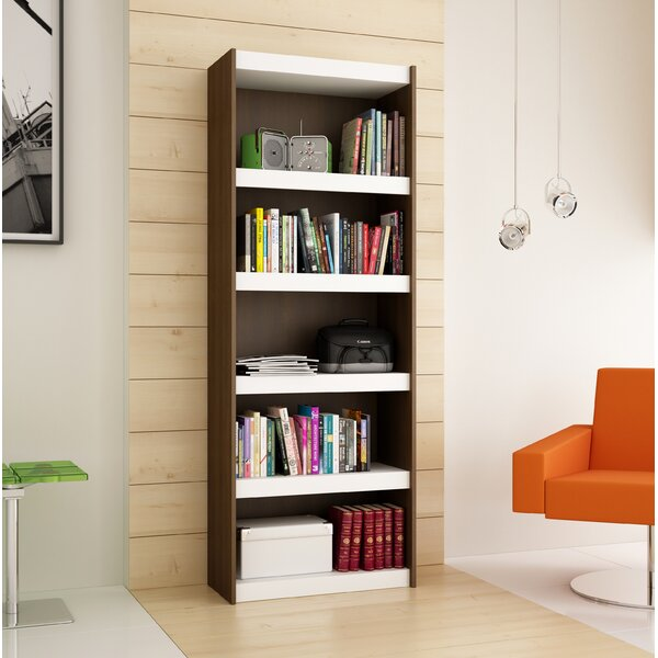 Althea Standard Bookcase by Ebern Designs