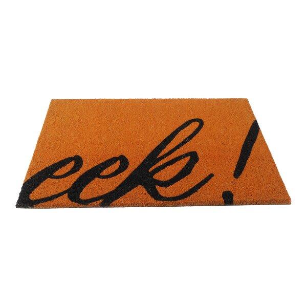 Mcclaskey Eek Doormat by Floor 9