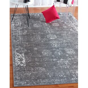Brandt Dark Grey Area Rug
