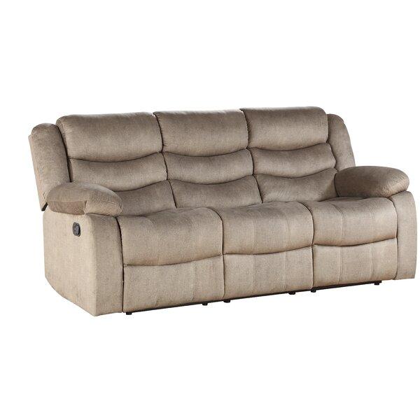 Siena Reclining Sofa by Red Barrel Studio