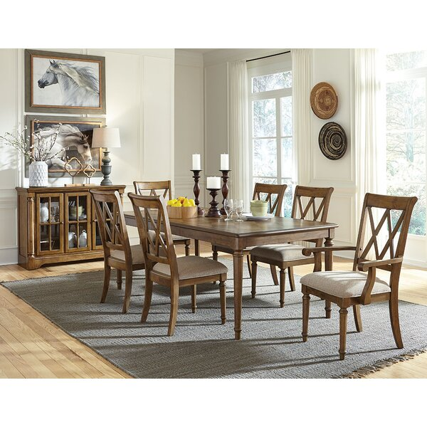 Marquerite 7 Piece Extendable Dining Set by Darby Home Co