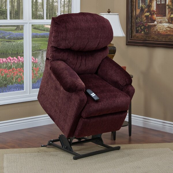 53 Series Petite Lift Assist Recliner by Med-Lift