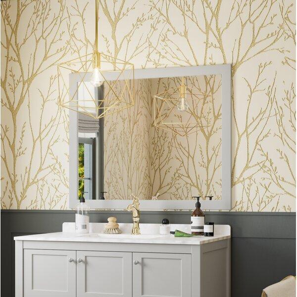 Mcelhaney 33 Bathroom / Vanity Mirror by Winston Porter