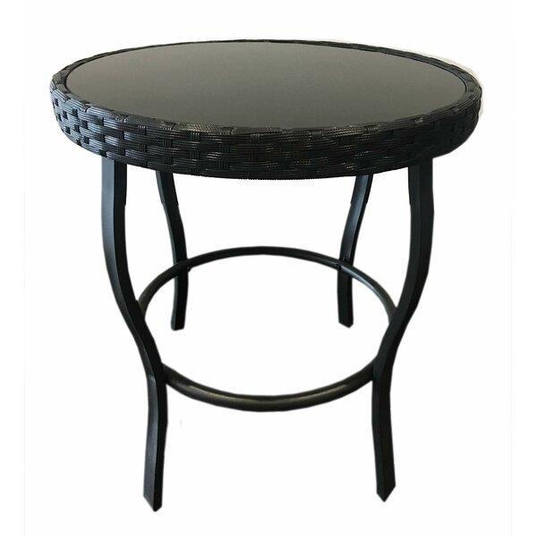 Berthiaume Chat Table By Breakwater Bay by Breakwater Bay Great price