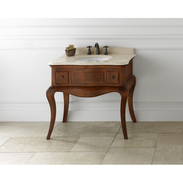 Corsica 36 Single Bathroom Vanity Set by Ronbow