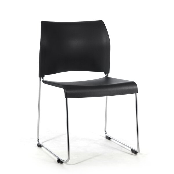 8800 Series Mid-Back Stacking Guest Chair by National Public Seating