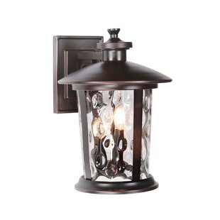 Buying Irasville 3-Light Outdoor Wall Lantern By Longshore Tides