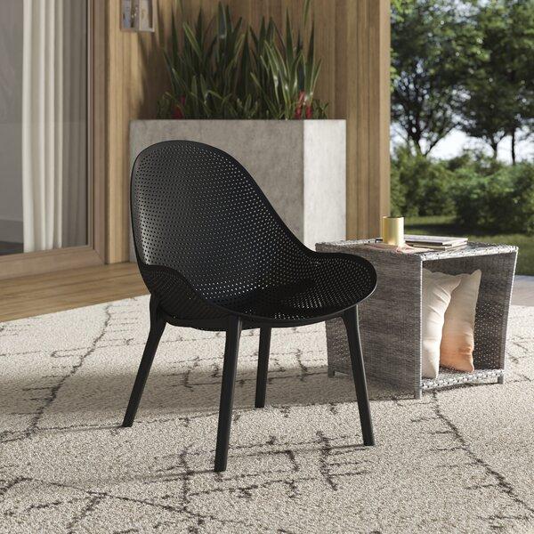 Curnutt Patio Chair (Set of 2) by Mercury Row