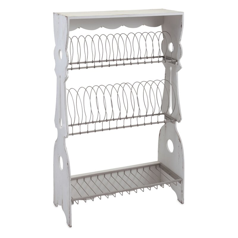 Plate Rack  sc 1 st  Wayfair & August Grove Plate Rack u0026 Reviews | Wayfair