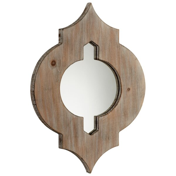 Turk Wall Mirror by Cyan Design