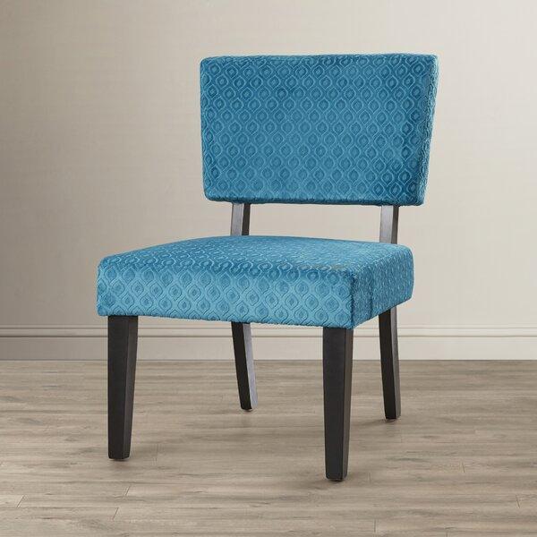 Blair Barrel Chair by Ebern Designs