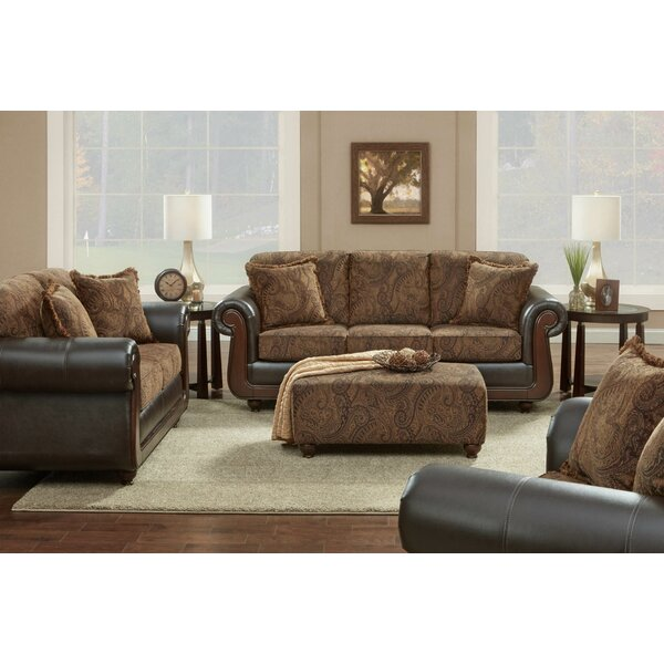 Clarmont Configurable Living Room Set by Fleur De Lis Living