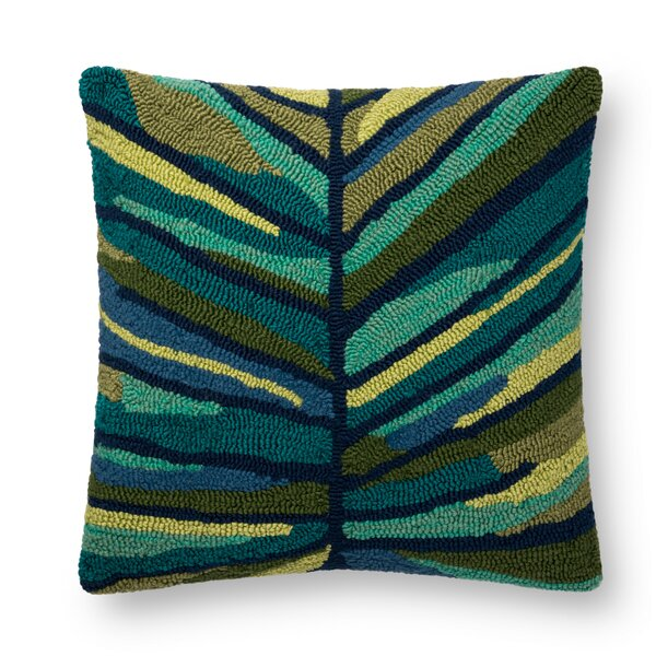 Courtney Indoor/Outdoor Throw Pillow By Bay Isle Home