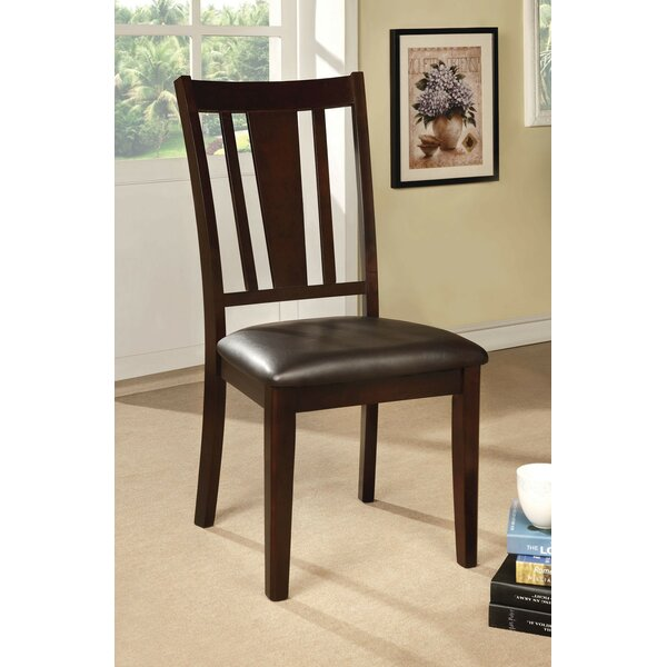 Voyles Upholstered Dining Chair (Set Of 2) By Red Barrel Studio