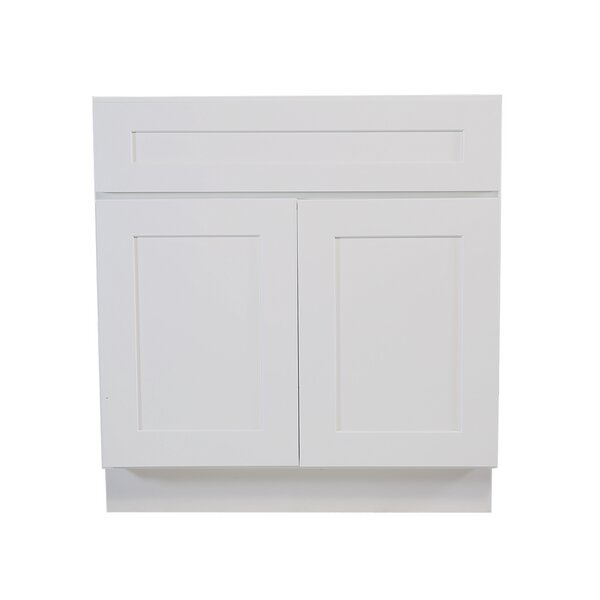 Brookings 34.5 x 48 Kitchen Sink Base Cabinet by Design House